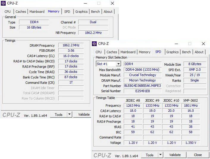 Ballistix Elite DDR4 3600 MHz 32GB Kit Review | RelaxedTech