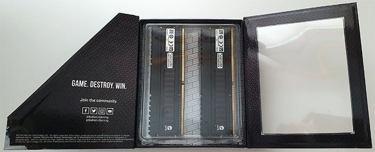 Ballistix Elite DDR4 3600 MHz 32GB Kit Review | RelaxedTech