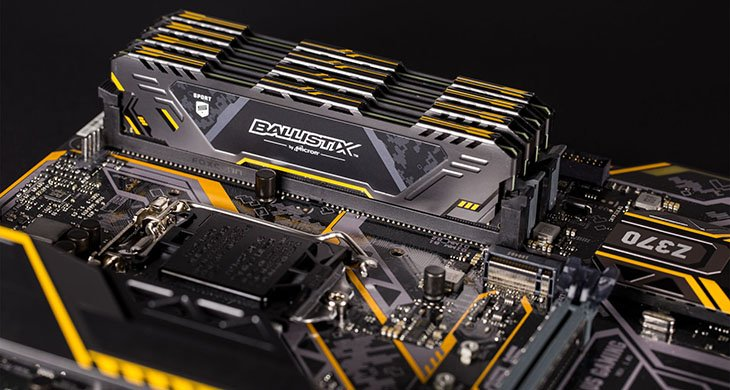 Ballistix Sport AT DDR4 3000 MHz 32GB Kit Review | RelaxedTech