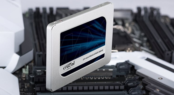 Crucial MX500 SSD Review | RelaxedTech