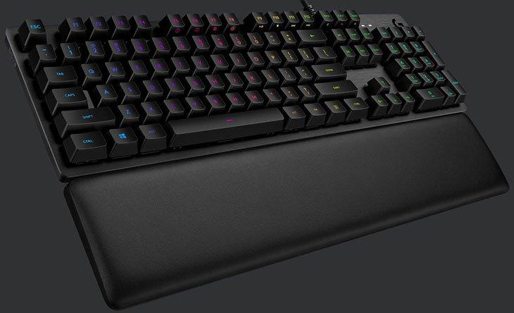 Logitech G513 Mechanical Gaming Keyboard Review | RelaxedTech