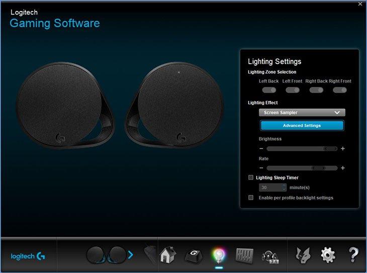 Logitech G560 Gaming Speaker Review   RelaxedTech