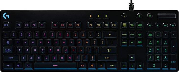 Logitech G810 Orion Spectrum Mechanical Gaming Keyboard Review