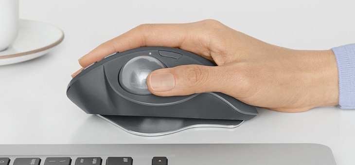 Logitech MX Ergo Review | RelaxedTech
