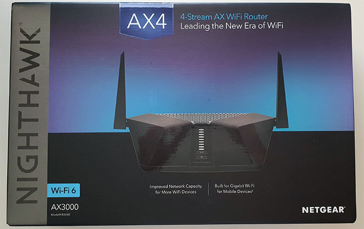 Netgear Nighthawk RAX40 Router Review | RelaxedTech