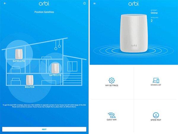 Netgear Orbi RBK23W AC2200 Review | RelaxedTech