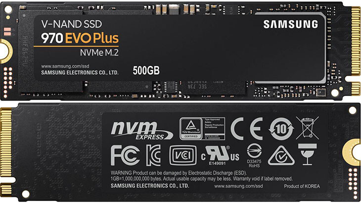 Samsung 970 Evo Plus SSD Review | RelaxedTech