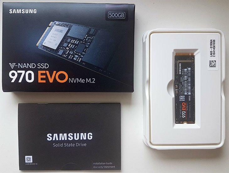 Samsung 970 Evo SSD Review | RelaxedTech