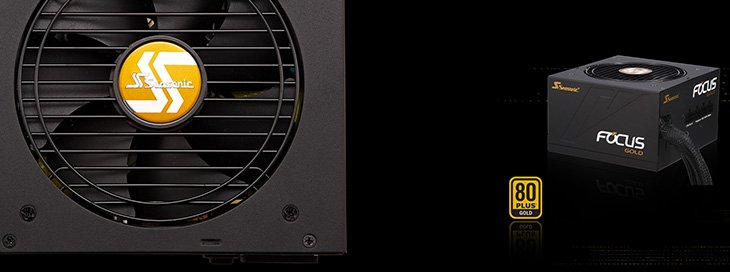 Seasonic Focus FM 650W Gold PSU Review | RelaxedTech