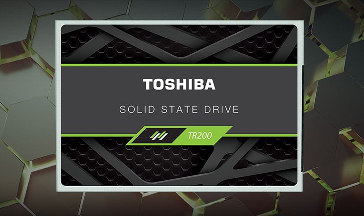 Toshiba TR200 SSD Review | RelaxedTech